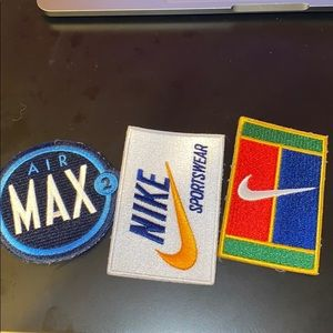 Nike patches